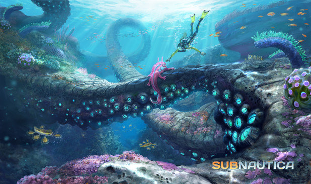 PAX East 2014 Subnautica Playable