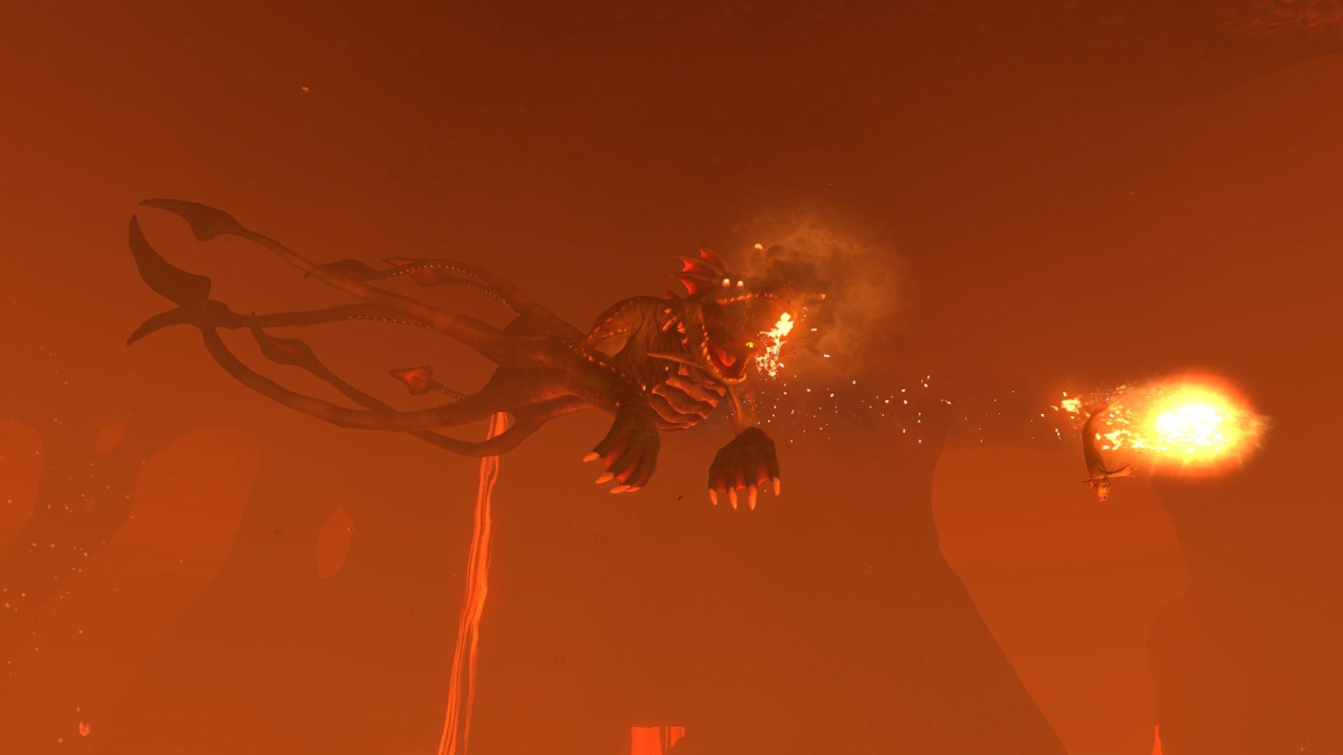 Dangerous Creatures Released On Xbox One Subnautica