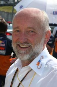 Sachsenring 2015 in einer Woche .Wolfgang Streubel macht Urlaub und Organisiert den GP. Foto:Andreas Kretschel