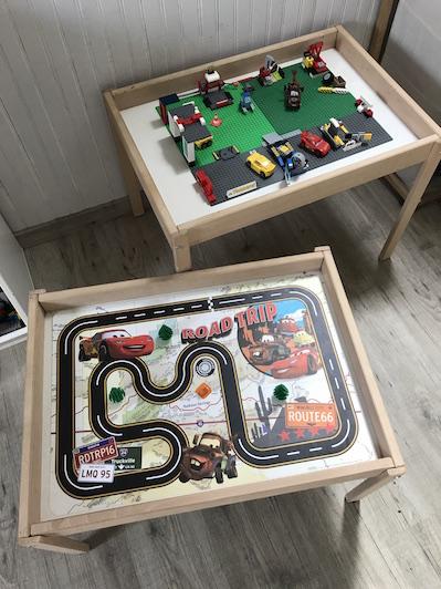 Diy Ikea Hack De La Vieille Table à Langer Un Landau à