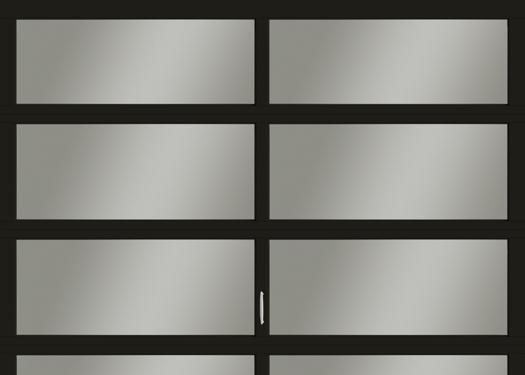 Amarr's Vista Garage Door Collection