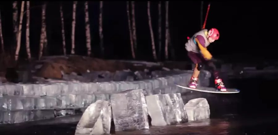 Believe or not - Black Ice