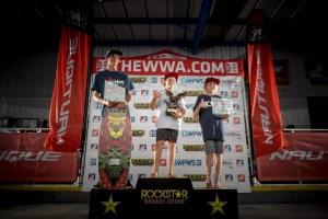 Wakepark Nation Championship Podium