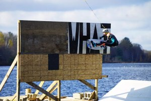 OUTHOUSE Langman Wall Ride