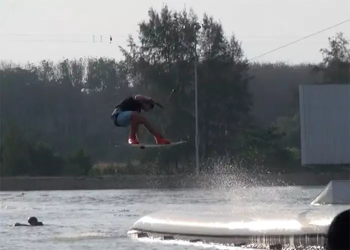 Thailand Trip with Louis Mistaudy Liquid Force
