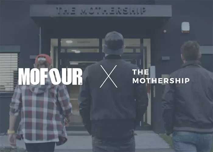 Mofour X The Mothership