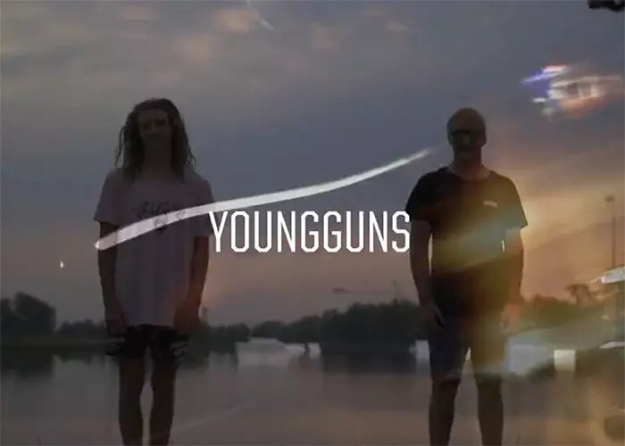 Young Guns from Slingshot Wake