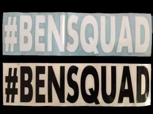 #bensquad 2