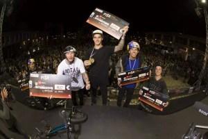 fise world series podium