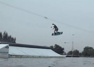 JYU AT THAI WAKE PARK