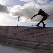 Pedro Caldas by JB O'Neill- Wakeboarding Raw Clips