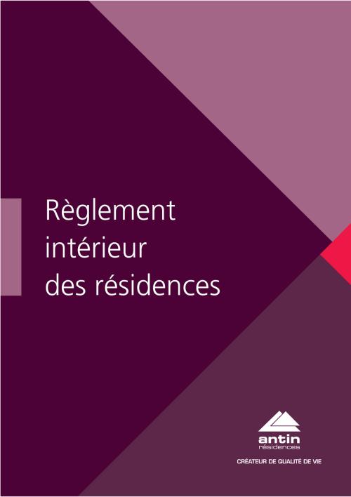 Règlement intérieur Antin Résidences (1)