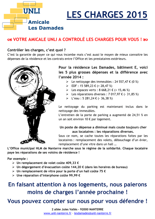 Tract 2015 - Les Damades E