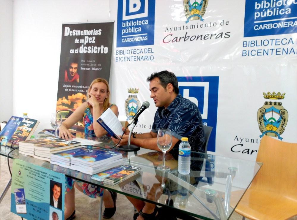 CARBONERAS: TIERRA DE ARTE (2/4)