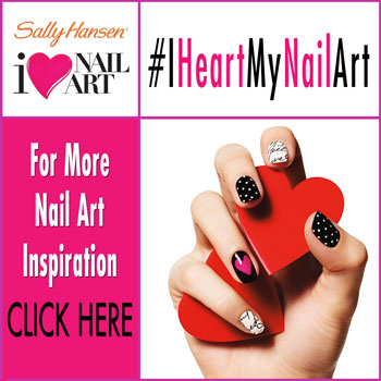 Sally Hansen I love nail art