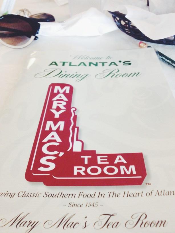 Mary Mac's Tea Room Atlanta