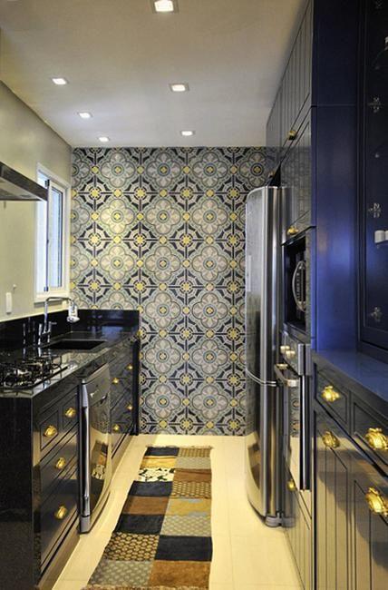 wallpaper kitchen