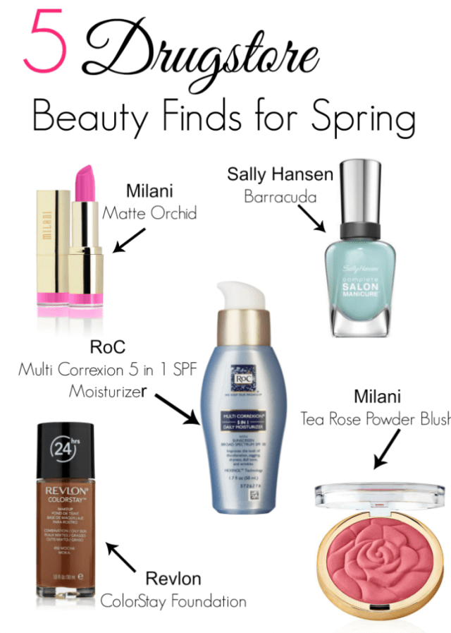 Spring Beauty Finds