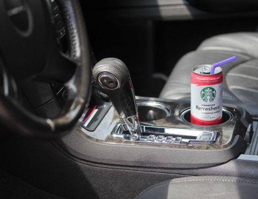 Starbucks Refreshers Strawberry Lemonade