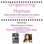 {Organizing Mamas} Kids Play and Homework Space – Before