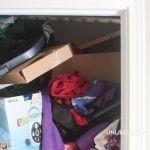 Organizing Mamas – Mud Room Closet Makeover | Before