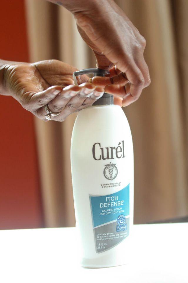 Curel Itch Defense
