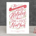 Holiday Card Options that Fit Your Family Needs