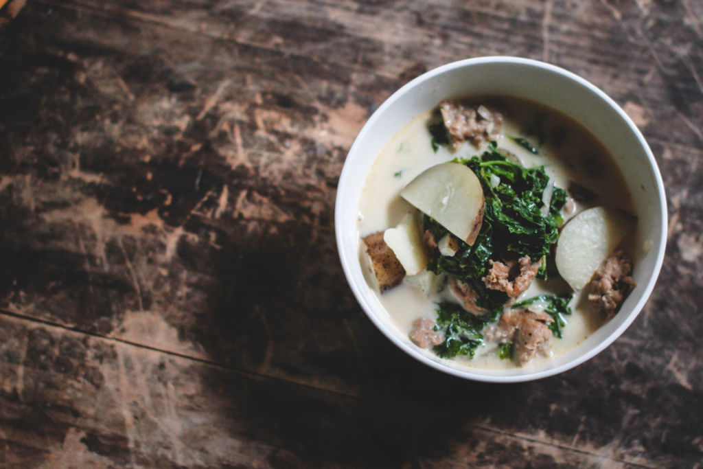 Olive Garden Zuppa Toscana Dupe Recipe - Unlikely Martha