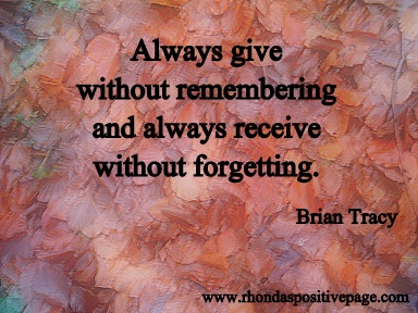 Brian Tracy Inspirational Quote