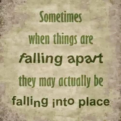 Falling Apart Quotes