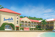 Sandals Carlyle Resort