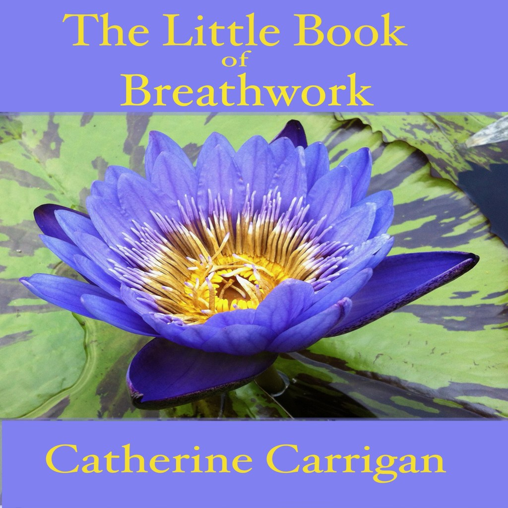 The Little Book of Breathwork, available as ebook, paperback and audiobook