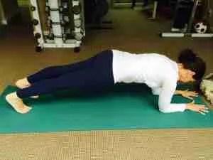 """""""Forearm Plank"""""""