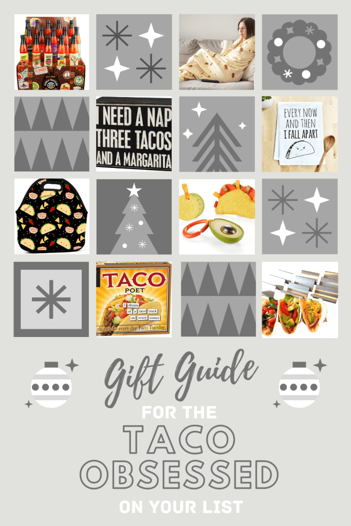 A gift guide for taco lovers