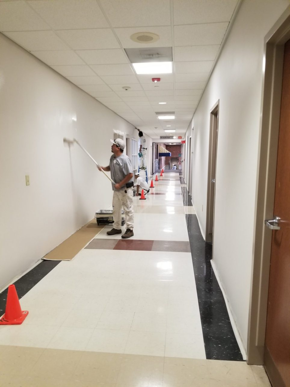 Medical Facility Painting S2