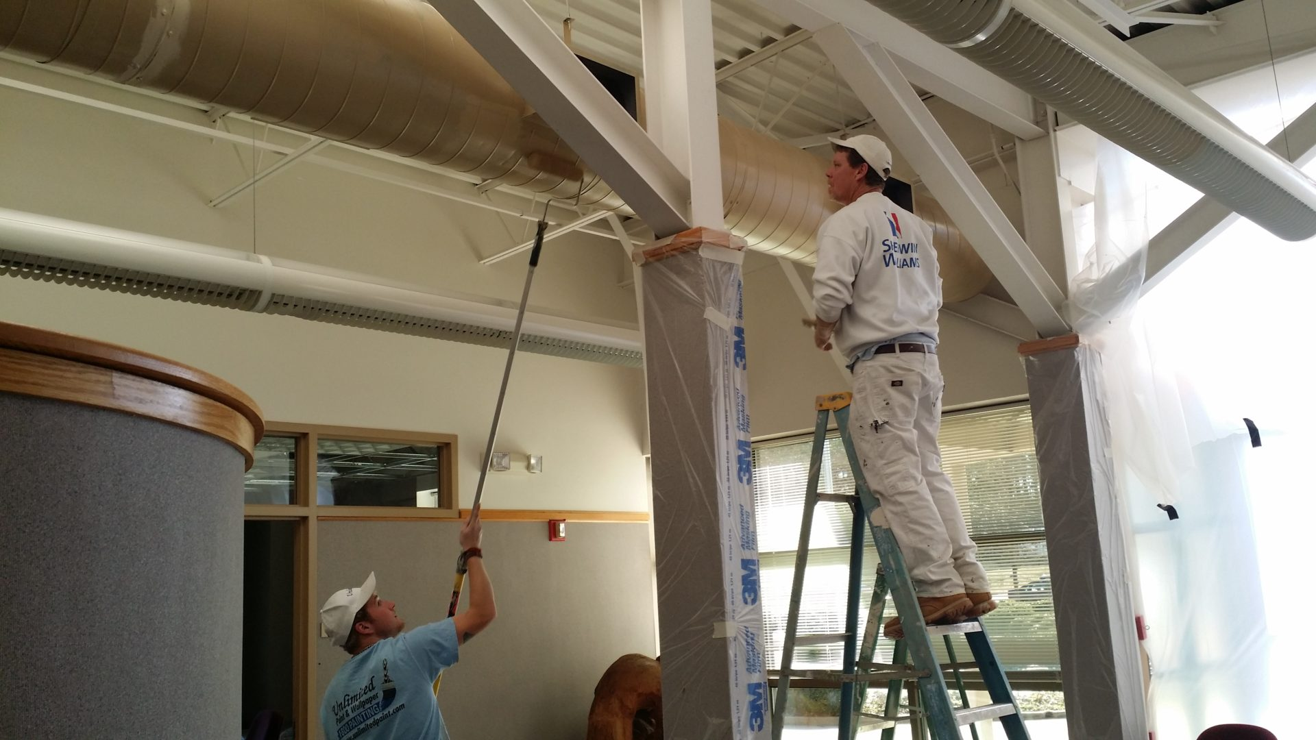Raleigh NC commercial painting company