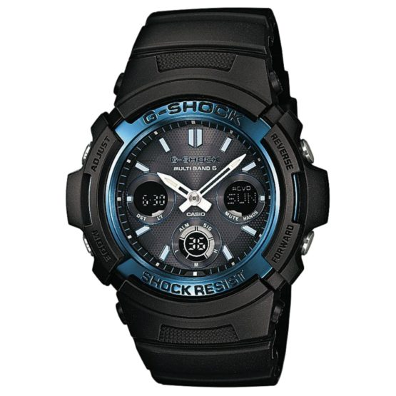 Casio AWG-M100A-1AER Montre Homme
