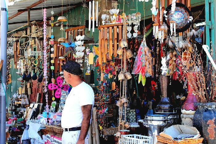 Jaffa Flea Market, Assorted items