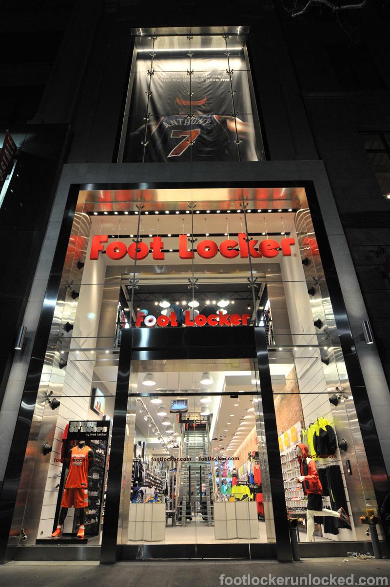 First look: Foot Locker Europe #ItStartsHere SpringSummer