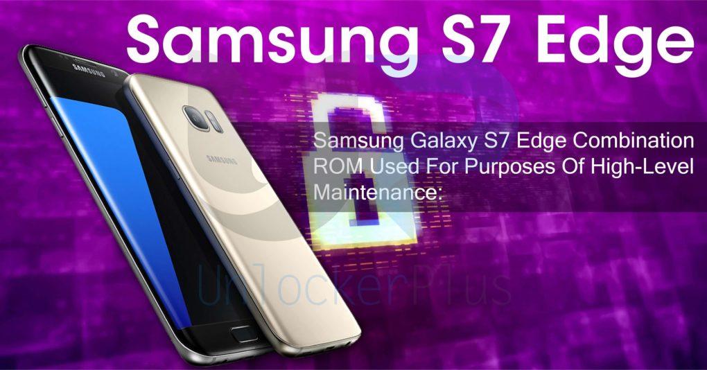 Samsung S7 Edge G935P/T/A/V/U Bit 9 Combination