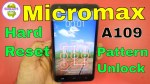 Hard Reset Micromax A109 With Hang Solution