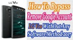 How-To Bypass FRP Google Account Previously Synced on LG devices LG V10 , K7, K8, G4, G5, Tribute 5