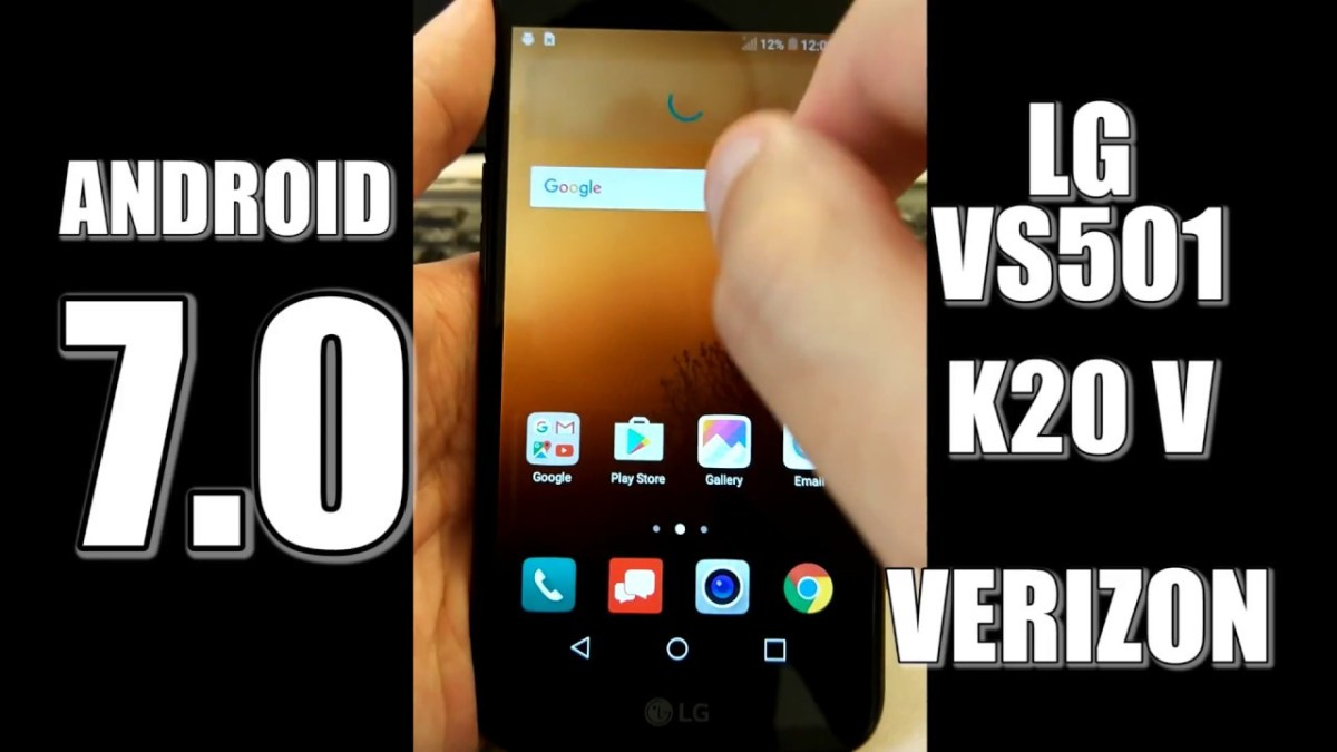LG K20 Verizon VS501 FRP Google Account Bypass Tutorial
