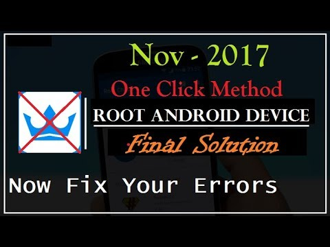 How to Root Any Android Device Easily | Fix Errors | Top 11 Rooting Apps