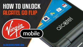How to Unlock Alcatel GO Flip For Telus Mobile Canada