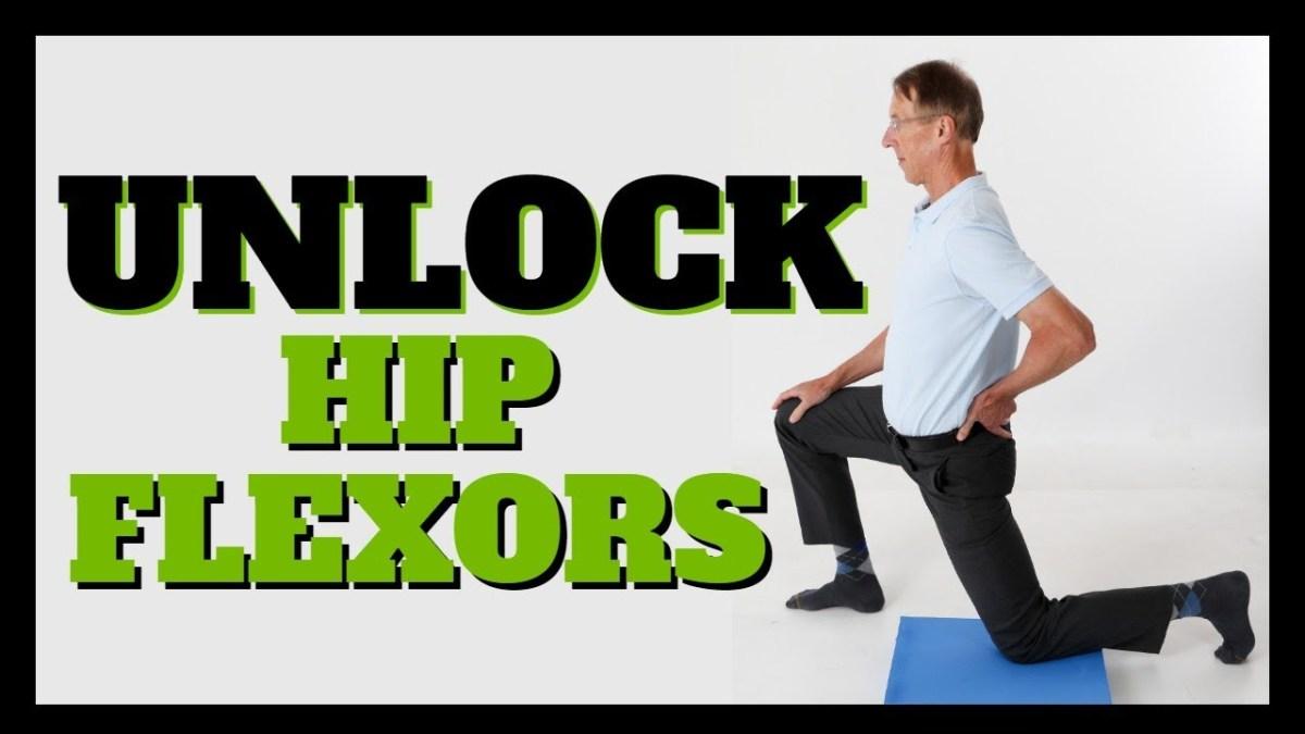 maxresdefault 2 - Unlock Hip Flexors; 6 Long Term Fixes Self-Treatment