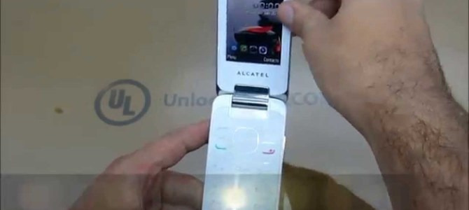 How To Unlock Alcatel One Touch 20.10 (OT-2010, OT-2010X, OT-2010D, OT-2010G and OT-2010A) by unlock code.