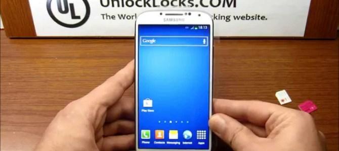 How To Unlock Samsung Galaxy Grand Neo by Unlock Code ?