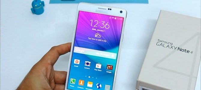 How To Unlock Samsung Galaxy Note 4 By Unlock Code.