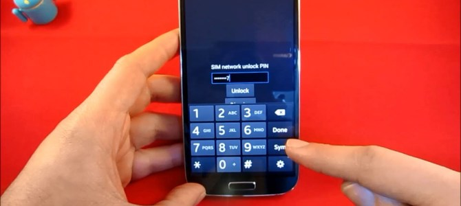 How To Unlock Samsung Galaxy S4 (GT-I9515) by Unlock Code.